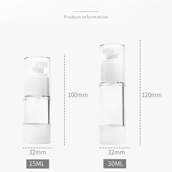 Airless Pump Bottles - mftale