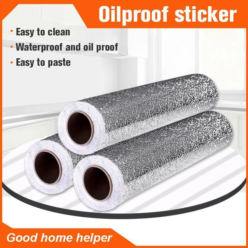 Kitchen Oil-proof Stickers - mftale
