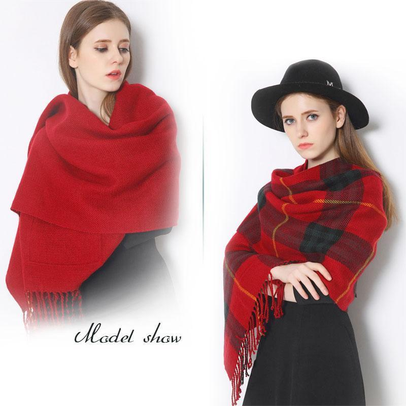 Pocket Shawl - mftale