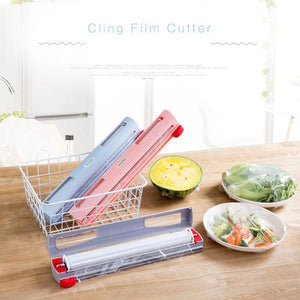 Saran Wrap Cutting Box - mftale