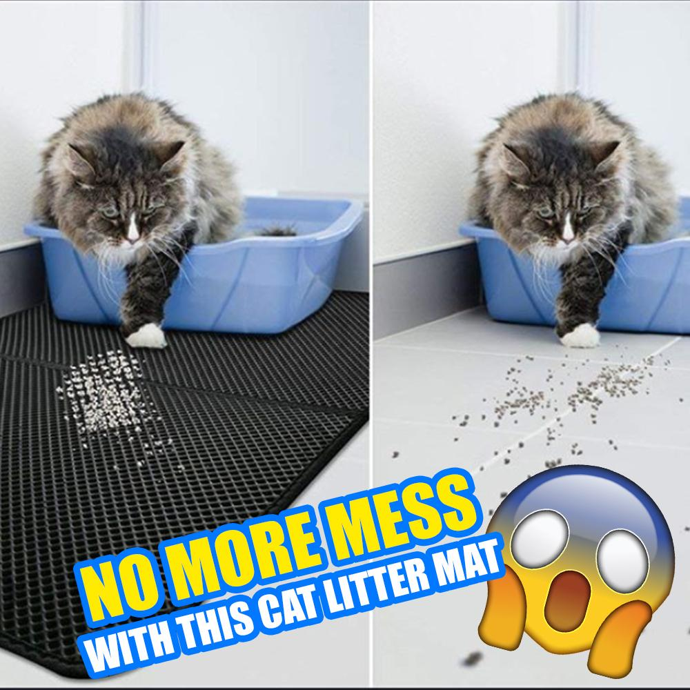 Water Proof Cat Litter Mat - mftale