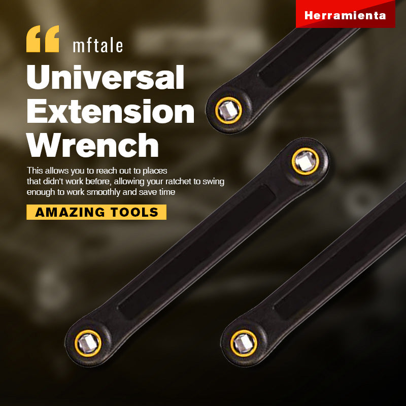 MFTALE™ Universal Extension Wrench - mftale