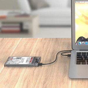 Portable Hard Disk Converter Box - mftale