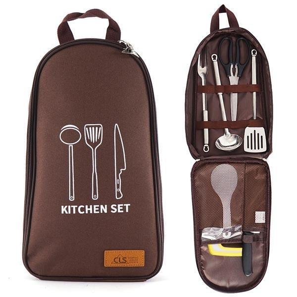Camping Cooker Travel Set - mftale