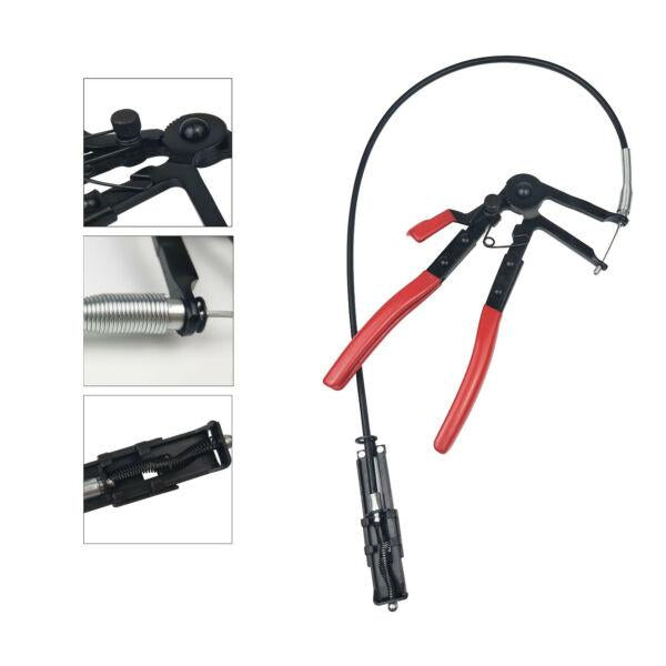 Bendable Tube Bundle Clamp - mftale