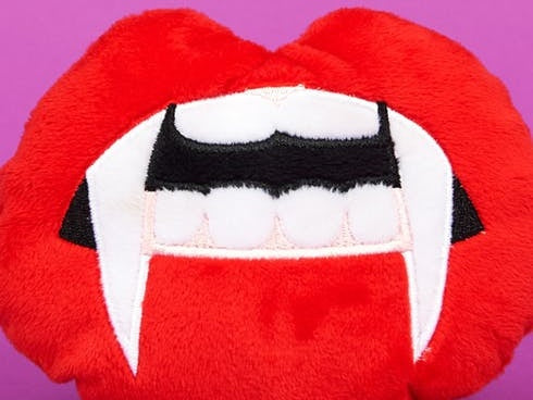 BARK<br>Count Droolcula's Bite<br>Dog Plush Toy