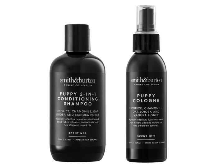 10% OFF ⏰ SMITH & BURTON<br>Liquid Gold Manuka Puppy<br>Dog Shampoo/Cologne
