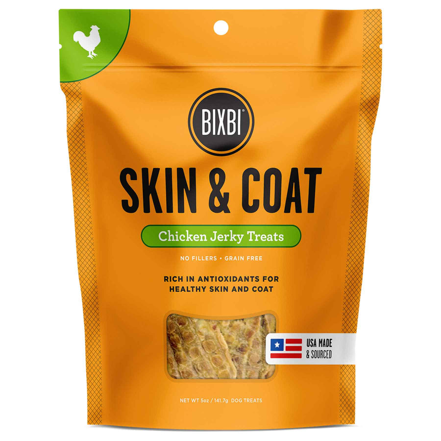 15% LAUNCH ⏰ BIXBI<br>Grain / Grain Free Jerky<br>Original / Functional<br>Dehydrated Dog Treats