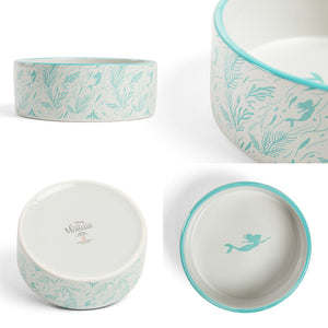 SENTIMENTS<br>Disney The Little Mermaid<br>Ariel Ceramic Bowl