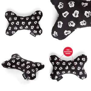 SENTIMENTS<br>Disney Mickey Mouse Bone<br>Dog Plush Pillow Toy