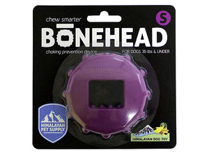 HIMALAYAN PET SUPPLY<br>Bonehead Chew Guardian<br>Nylon Dog Toy
