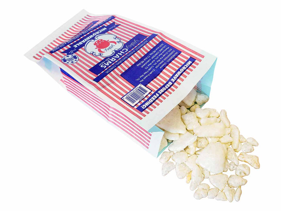 HIMALAYAN PET SUPPLY<br>yakyCHARMS Cheese Puffs<br>Microwavable 'Popcorn' Dog Treats<br>⭐️ 12 FOR $49 ⭐️