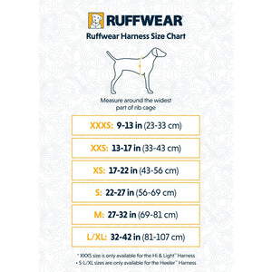 RUFFWEAR<br>Web Master™ Secure Multi-Function<br>Handled Dog Harness<br>3 Colours