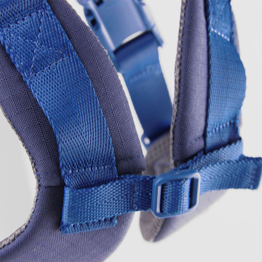 $5 OFF LEASH SET 🎉 SPUTNIK<br>Nylon + Leather<br>Comfort Dog Harness