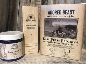 ADORED BEAST<br>Easy Peesy Protocol Kit<br>Bladder, Urinary & UTI<br>Dog/Cat Supplement