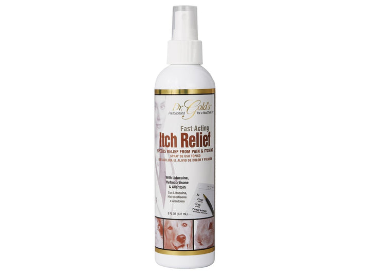 27% OFF ⏰ DR. GOLD'S<br>Itch Relief<br>Topical Spray