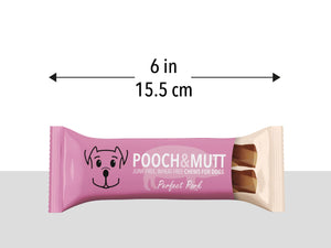 POOCH & MUTT<br>Perfect Pork Junk-Free Chews