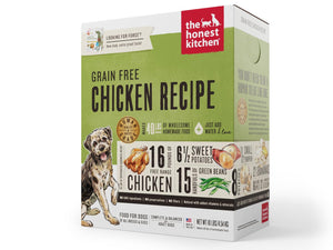 15% OFF ⏰ THE HONEST KITCHEN<br>GRAIN FREE Chicken<br>Force Dehydrated Dog Food