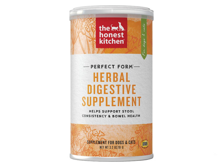 15% OFF ⏰ THE HONEST KITCHEN<br>Herbal Digestive Supplement<br>Perfect Form for Dogs/Cats