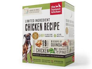 15% OFF ⏰ THE HONEST KITCHEN<br>LIMITED INGREDIENT GRAIN FREE Chicken<br>Thrive Dehydrated Dog Food