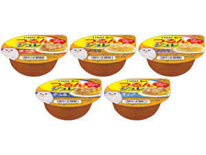 CIAO<br>Grain-Free Jelly Cups<br>Chicken/Tuna Wet Cat Food/Topper<br>⭐️ 48 FOR $79 ⭐️