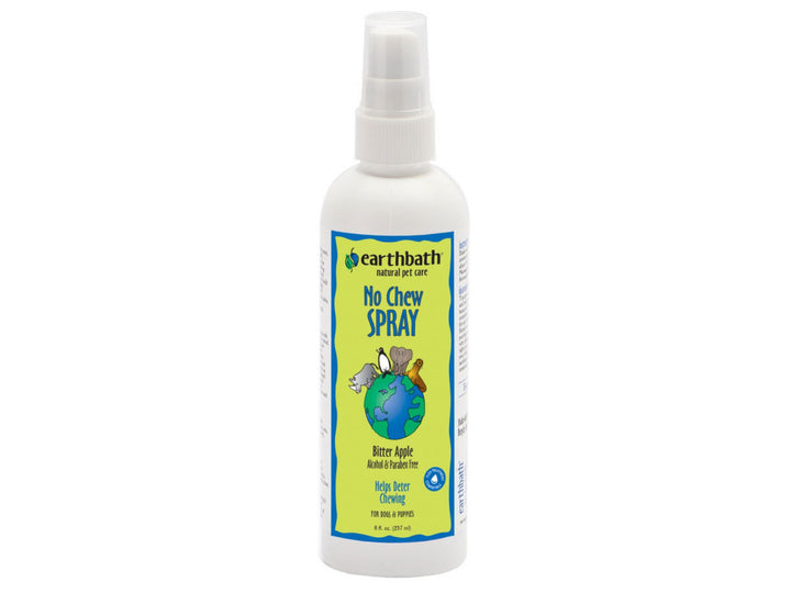 20% OFF ⏰ EARTHBATH<br>Green Apple No Chew Spray<br>Natural Bitter Spritz for Dogs