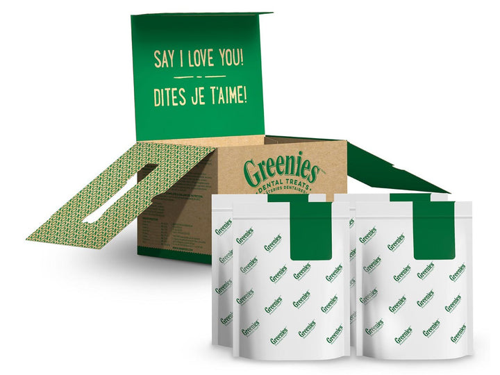 37% OFF ⏰ GREENIES<br>Original Dental Dog Chew Treats<br>72 oz Bulk Box