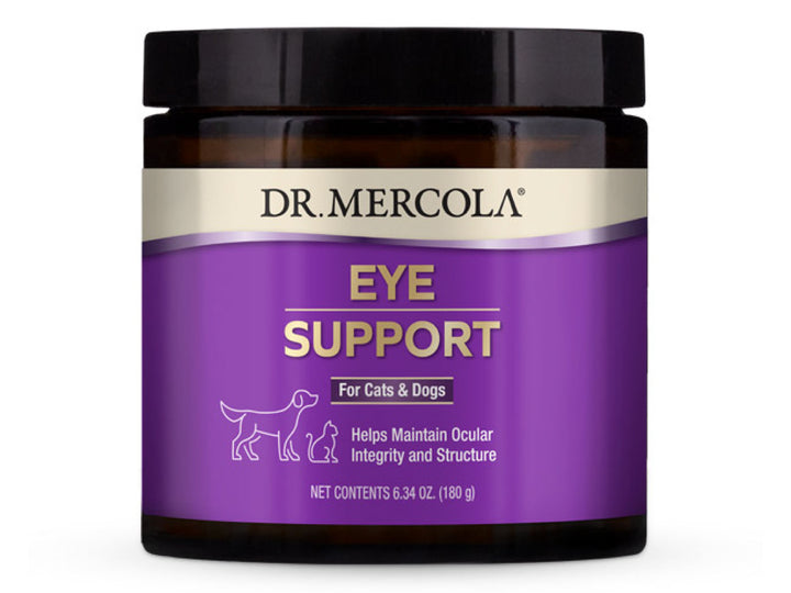 DR. MERCOLA<br>Eye Support<br>Dog/Cat Supplement