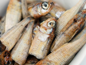 LOYALTY PET TREATS<br>Dehydrated Minnows Fish<br>Dog/Cat Treats