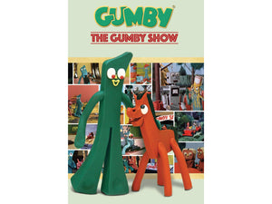 MULTIPET<br>Gumby®<br>Rubber Dog Chew/Fetch Toy