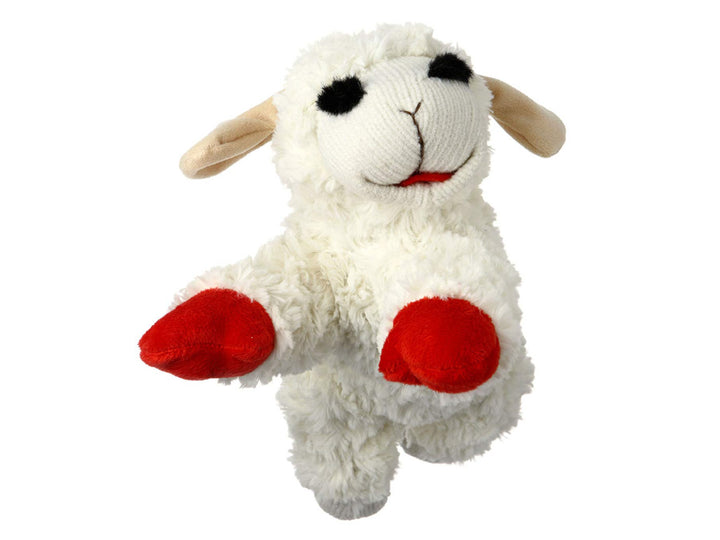 MULTIPET<br>Lamb Chop®<br>Dog Plush Toy