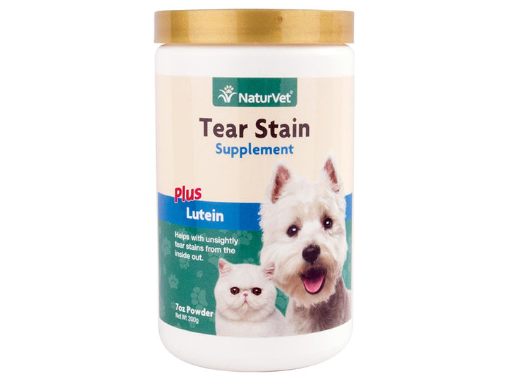 20% OFF ⏰ NATURVET<br>Tear Stain Powder Plus Lutein<br>Dog/Cat Supplement