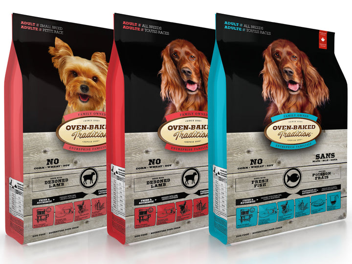 25% OFF ⏰ OVEN-BAKED TRADITION<br>Dry Dog Food