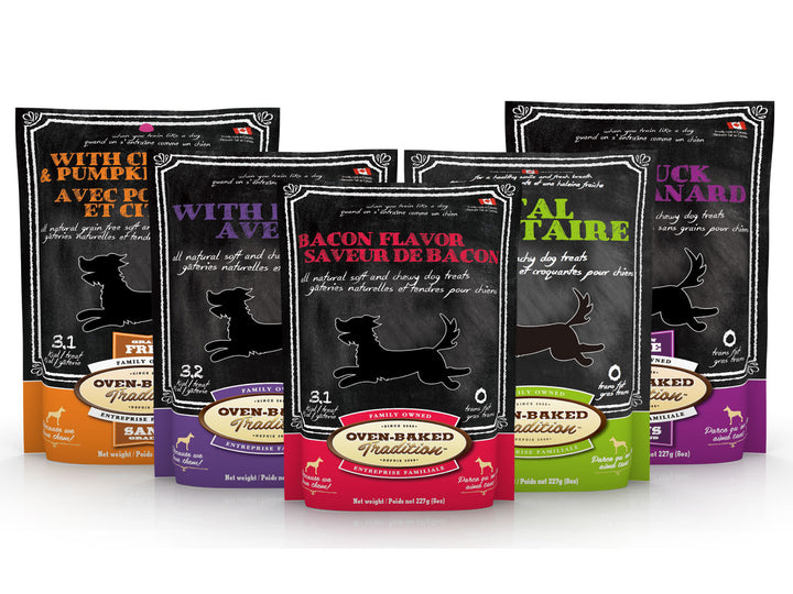 25% OFF ⏰ OVEN-BAKED TRADITION<br>Grain/Grain Free or Crunchy/Soft<br>Dog Treats