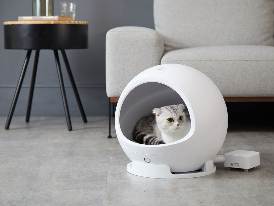 PETKIT<br>Cozy Smart Pet House<br>with Temperature Control