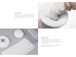 PETKIT<br>Everclean Paw<br>Cleaner & Massager