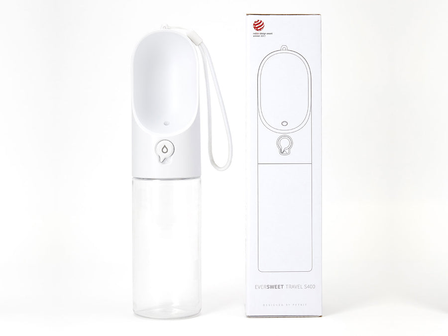 PETKIT<br>Eversweet Travel S400<br>One-Touch Pet Water Bottle