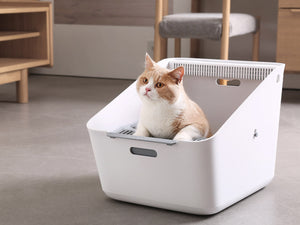 PETKIT<br>Pura Cat Smart Litter Box<br>with Pura Air Odour Eliminator