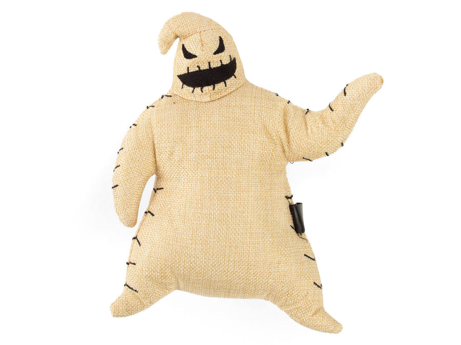 SENTIMENTS<br>Disney The Nightmare Before Christmas<br>Oogie Boogie Canvas Dog Plush Toy