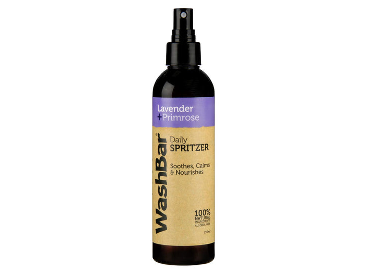 WASHBAR<br>Lavender + Primrose Daily Spritzer<br>Calming Pet & Home Spray