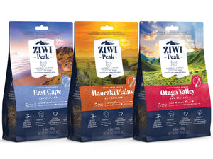 20% OFF ⏰ ZIWI PEAK<br>Provenance<br>Air-Dried Cat Food/Toppers/Treats