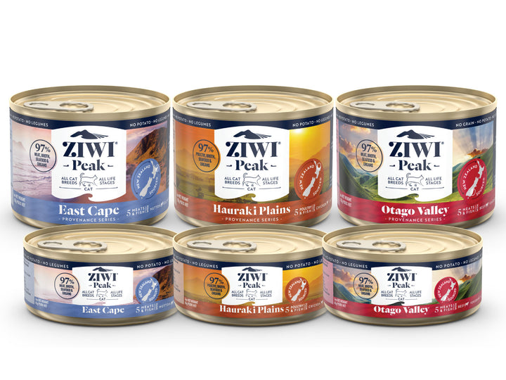 26% OFF ⏰ ZIWI PEAK<br>Provenance<br>Wet Canned Cat Food/Topper