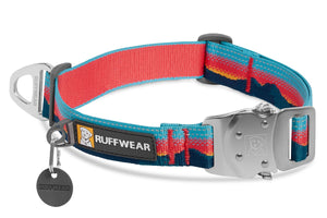 RUFFWEAR<br>Top Rope™<br>Reflective Ballasted Dog Collar<br>4 Colours