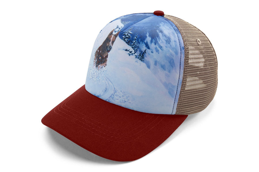 RUFFWEAR<br>Artist Series Cap<br>Human Trucker Hat<br>3 Colours