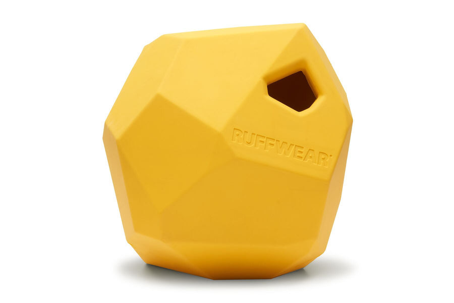RUFFWEAR<br>Gnawt-a-Rock™<br>Rubber Treat Dispenser Fetch Toy<br>3 Colours