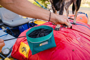 RUFFWEAR<br>Quencher Cinch Top™<br>Closeable Food & Water Bowl<br>1 Colour