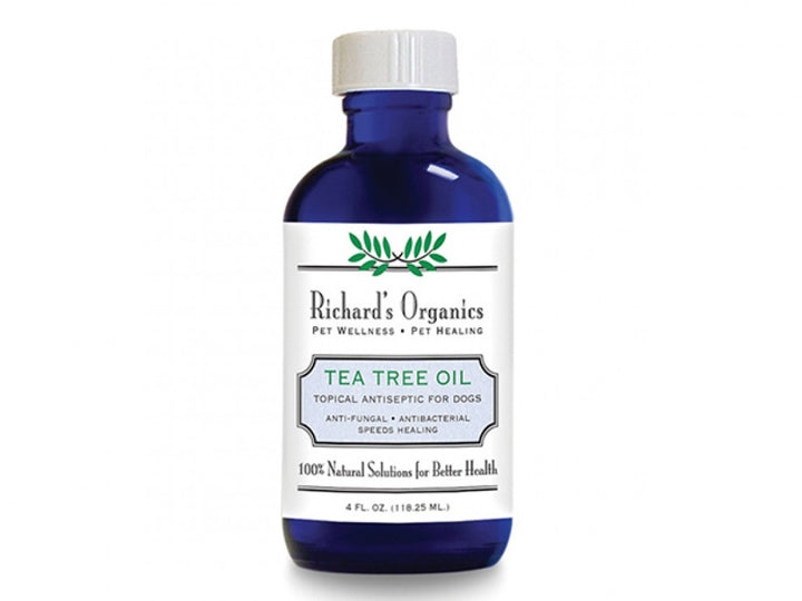 23% OFF ⏰ RICHARD'S ORGANICS<br>Antiseptic Tea Tree Oil<br>Topical Dog Wound Treatment