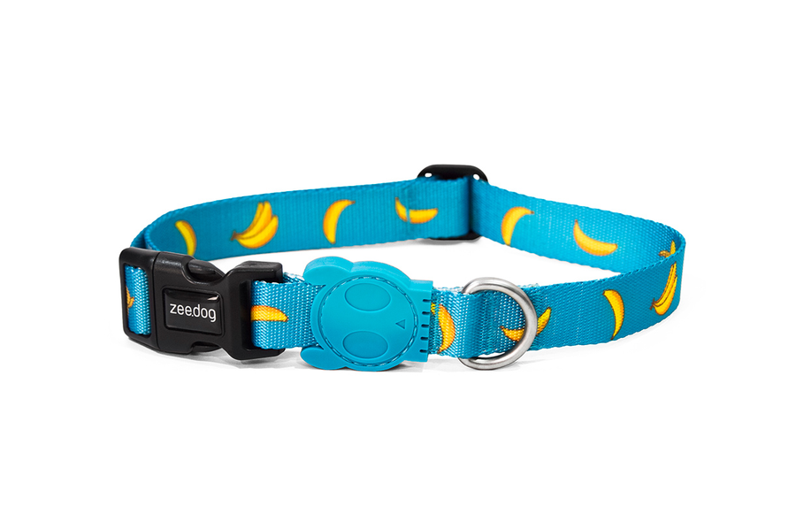 10% OFF ⏰ ZEE.DOG<br>Banana Shake Dog Collar