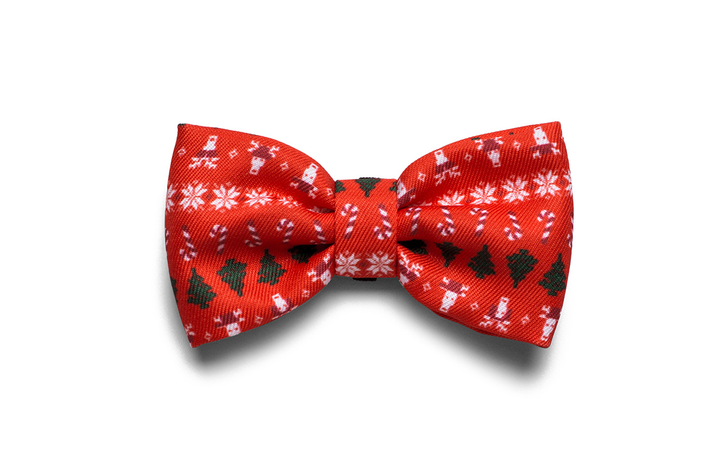 10% OFF ⏰ ZEE.DOG<br>Rudolph Bow Tie