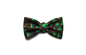 10% OFF ⏰ ZEE.DOG<br>Woods Bow Tie